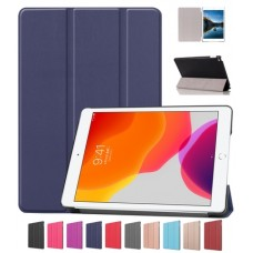 """Luxury Trifold Smart Case for iPad 10.2"""" [Black]"""