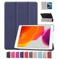 """Luxury Trifold Smart Case for iPad 10.2"""" [Red]"""