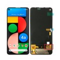 """Google Pixel 4a 5G (6.2"""") OLED and Touch Screen Assembly [Black]"""
