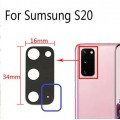 Samsung Galax S20 5G Camera Lens Glass Only