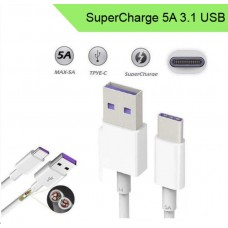 5A USB C Data and charging Cable Supercharge Fast Charging Type C [Huawei Original]