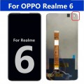 Realme 6 LCD and touch Screen Assembly [Black]