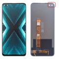 Realme X3 LCD and Touch Screen Assembly [Black]