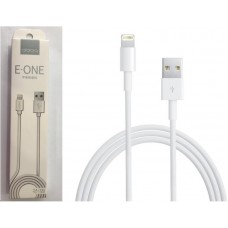 1M iPhone Lightning to USB Cable [2A][abba retail pack]