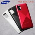 Samsung Galaxy A02s A025 Back Cover [No Lens] [Black]