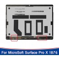 Microsoft Surface Pro X 1876 LCD and Touch Screen Assmbly