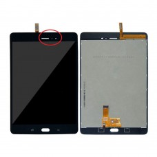Samsung Galaxy Tab A 8.0 SM-T355Y LCD and Touch Screen Assembly [Black]