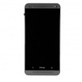 HTC One M7 LCD and Touch Screen Assembly with Black Frame