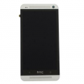 [Special] HTC One M7 LCD and Touch Screen Assembly with Silver Frame