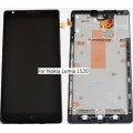 Nokia Lumia 1520 LCD and Touch Screen Assembly with Frame [Black]