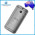 HTC One M8 Back Cover [Grey]