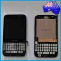 BlackBerry Q5 LCD and Touch Screen Assembly with Frame 001/111 [Black]
