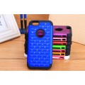 Rhinestone Case for iPhone 6/6S [Dark Blue]