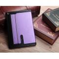Sound Enhancement Case for iPad Mini, Mini 2 & Mini 3 [Purple]
