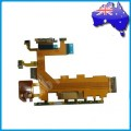 Sony Xperia Z2 Main Board Flex Cable with Side Buttons & Mic