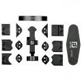 Corner Edge Repair Tools Set for iPhone 5 5S SE 5C iPod and iPad 2 3 4 JF-866 23 in 1