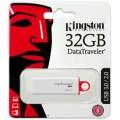 Kingston DataTraveler G4 32GB USB3 Flash Drive DTIG4/32GB