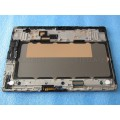 Samsung Galaxy Tab S SM-T800 805 LCD and Touch Screen Assembly With frame [White]