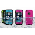 Waterproof case for Iphone 5/5s [Blue]