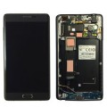 Samsung Galaxy Note Edge SM-N915G LCD And Touch Screen Assembly With Frame [Grey]