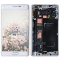 Samsung Galaxy Note Edge SM-N915G LCD And Touch Screen Assembly With Frame [White]