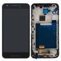 LG Nexus 5X LCD and Touch Screen Assembly with frame [Black]