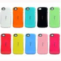 iFace Case Skin Cover Shell Skin For Apple iPhone 5C [Red]