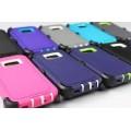 Defender Box Case for Samsung Galaxy S7 Edge [Green Blue]