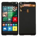 Microsoft Lumia 650 RM-1153 LCD And Touch Screen Assembly [Black]