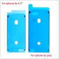 Sticker Adhesive Glue Tape For iPhone 6S Plus LCD Screen Digitizer Front Frame [White]