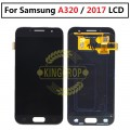 Samsung Galaxy A3 SM-A320F LCD and Touch Screen Assembly [Black]