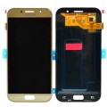 Samsung Galaxy A5 SM-A520F OLED and Touch Screen Assembly [Gold]