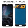 Samsung Galaxy A7 SM-A710 OLED and Touch Screen Assembly [Black]