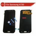 Samsung Galaxy A7 SM-A720F LCD and Touch Screen Assembly [Black]