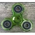 Electroplated Fidget Spinner [Green]