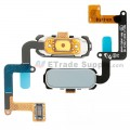Samsung Galaxy A3 SM-A320 A5 SM-A520 A7 SM-A720 Home Button Flex Cable [Blue]