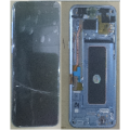 Samsung Galaxy S8 Plus OLED and Touch Screen Assembly with frame [Blue]