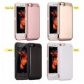 Power Case for iPhone 6 iPhone 7, iPhone 8 10,000 mAh [White]