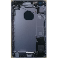 iPhone 6S Plus Housing with Charging Port and Power Volume Flex Cable [Black]