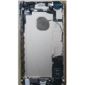 iPhone 6S Plus Housing with Charging Port and Power Volume Flex Cable [Gold]