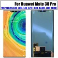 Huawei Mate 30 Pro OLED and Touch Screen Assembly [Black]