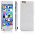 Smart Battery Case for iPhone 6P/7P/8P 4,800 mAh [White]