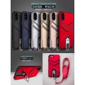 Outdoor Shockproof Case for iPhone 6/6S [Red]