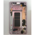 Samsung Galaxy Note 9 OLED and Touch Screen Assembly with frame [Lavender Purple]