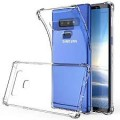 Air Bag Cushion DropProof Crystal Clear Soft Case Cover ForSamsung Note 9