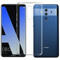 Air Bag Cushion DropProof Crystal Clear Soft Case Cover For Huawei Mate 10 Pro