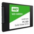 """WD Green 480GB 2.5"""" SATA III 6GB SSD WDS480G2G0A"""