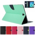 Mercury Goospery Fancy Diary Case For Apple New iPad 2/3/4 [Black-Brown]