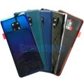 Huawei Mate 20 Pro Back Cover with Lens [Black] [High Quality]
