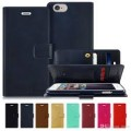 Goospery Mansoor Diary Case for Samsung Galaxy Note 8 N950 [Navy]